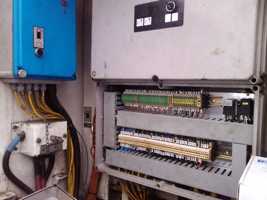 Подключаем контроль зажигания установки