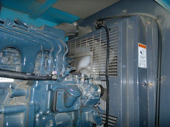 Дизель-генератор AIRMAN SDG 25 - проводка